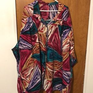 Large 5x woman's top